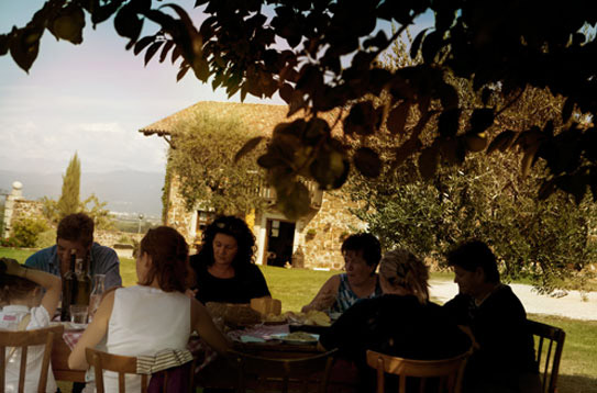 Ronchi di Sant'Egidio: the perfect place for an enchanting and relaxing break